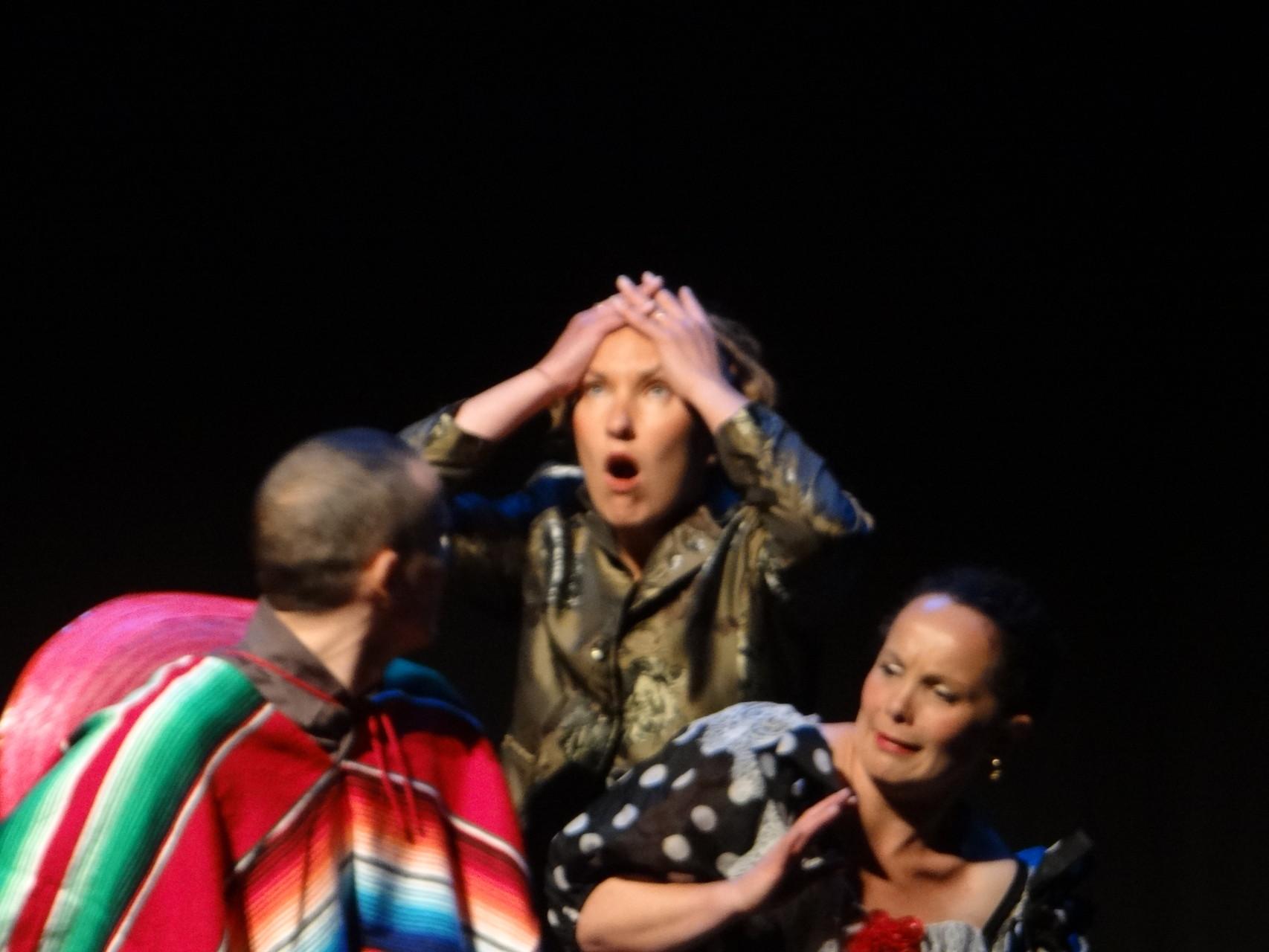 Atelier theatre MJC Avrillé
