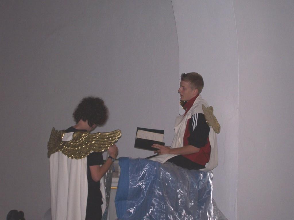 Gemeindefest Kirchscheidungen - Alles Theater