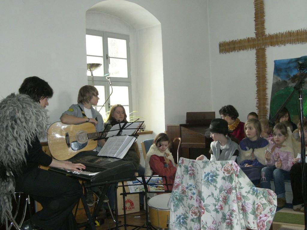 Musik Team Februar 2010