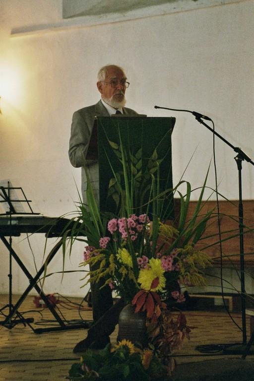 ... des Pfarrers C. Müller