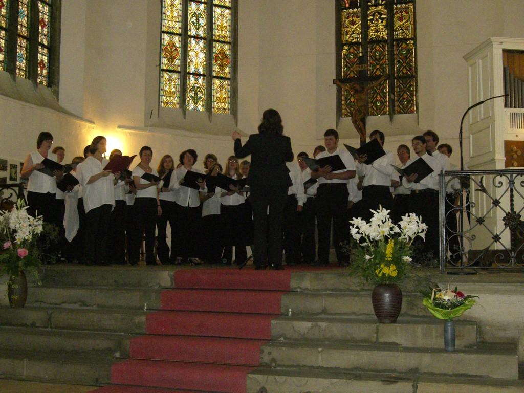 Mendelsohn - Chorprojekt 2008
