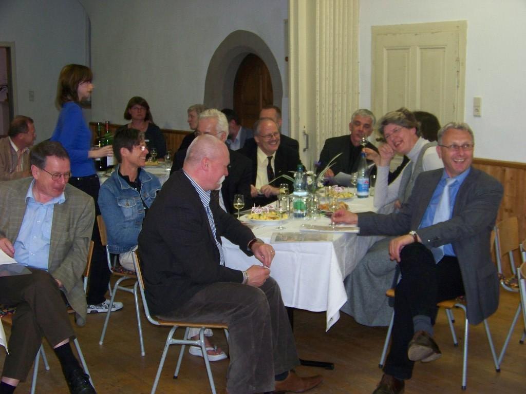 Impressionen vom Besuch der Kirchenleitung 2009