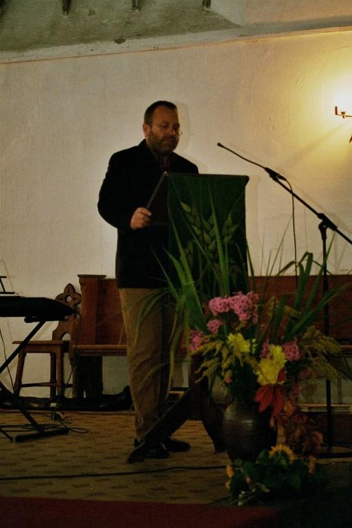 Grußwort ... des stellvertretenden Bürgermeisters M. Bielstein