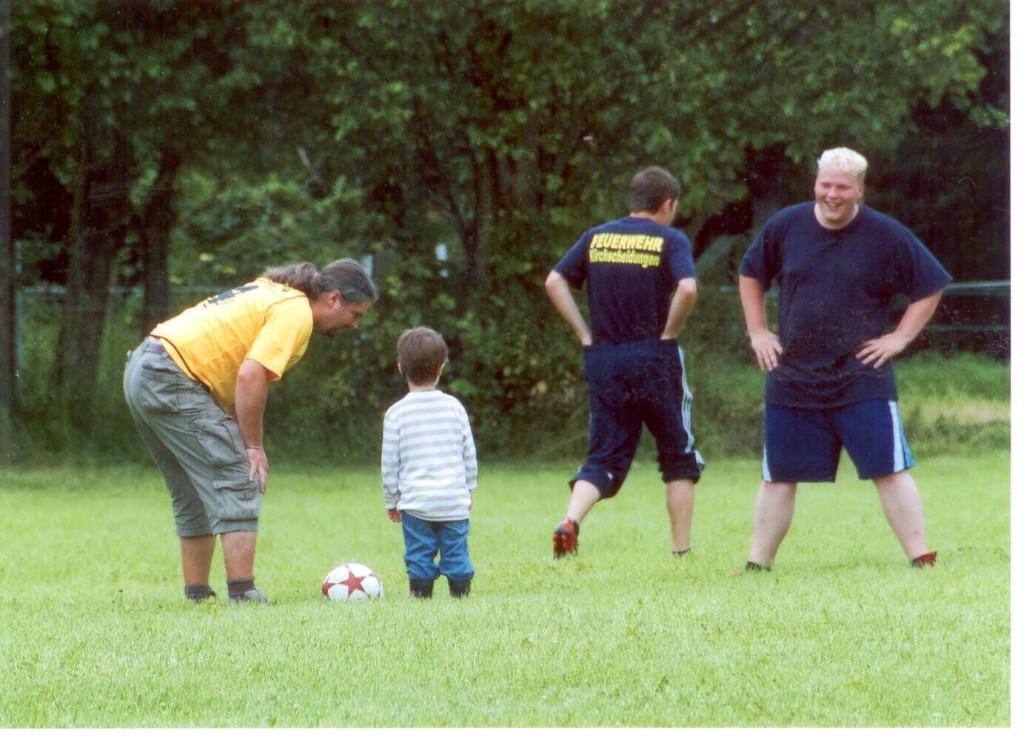 Keiner zu klein, Fußballer zu sein