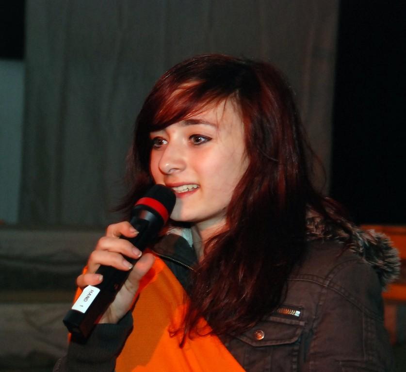 Hanna singt