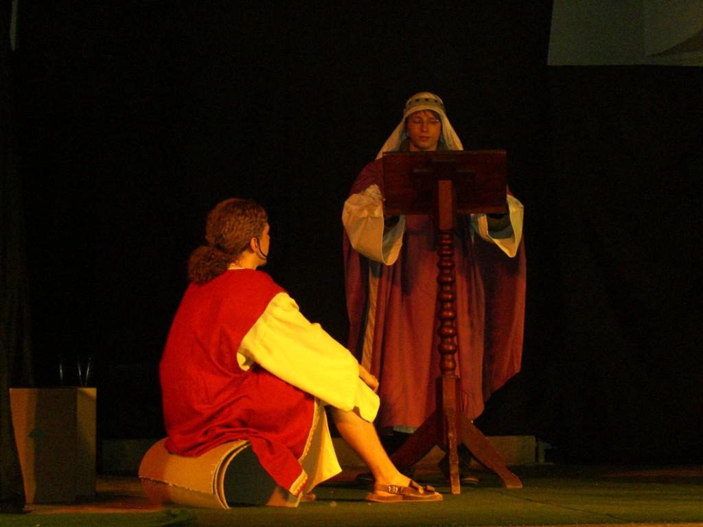 Judas und sein Lehrer