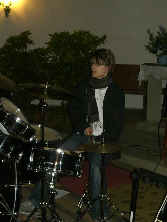 Vorgänger am Schlagzeug: Björn von Leviticus