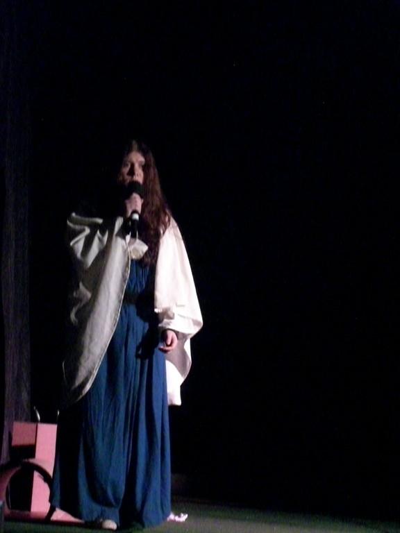 """""""Ich war verzweifelt - Jesus und Judas, beide tot!"""""""