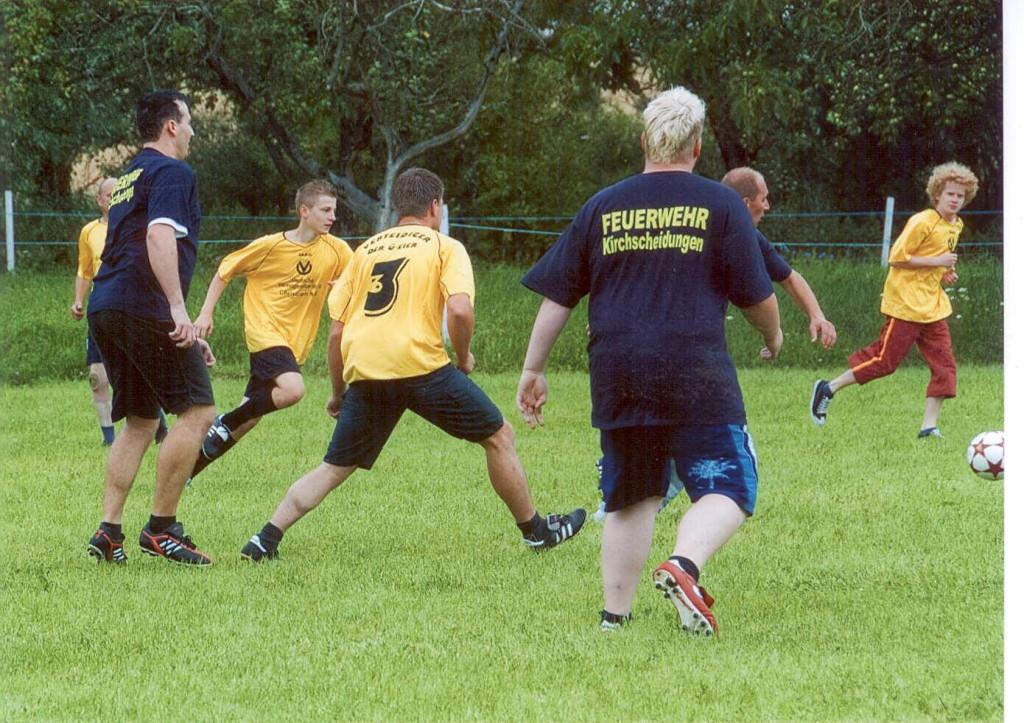 Gemeindefest KS = Fußball