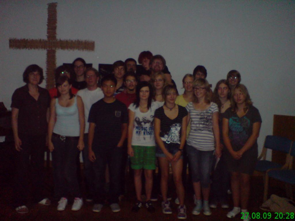 Jugendchor 2009