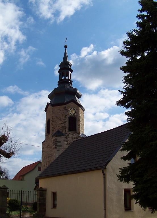 Dorndorf, Kirchspiel Laucha