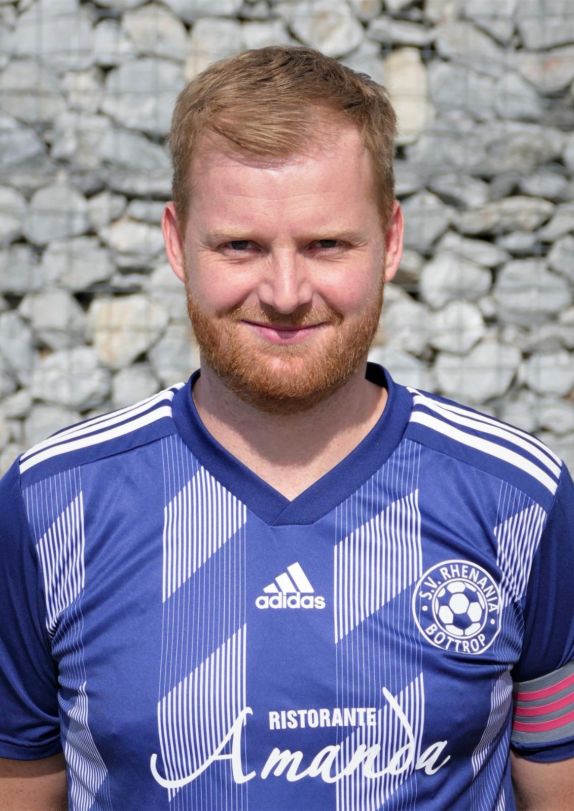 Hendrik Suden (Kapitän)