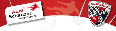 Mit einem Klick auf das Logo der Fußballschule gelangen Sie zur Anmeldung