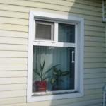 окно для дома с форточкой
