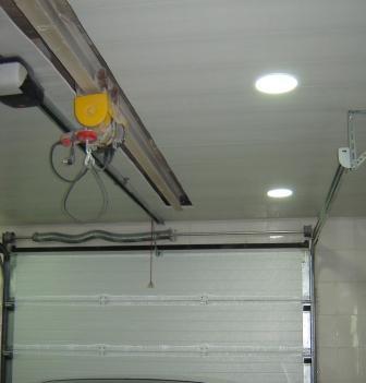elektroprivod garaznie vorota