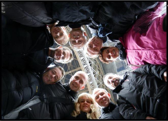 Paris aus einer anderen Perspektive betrachtet