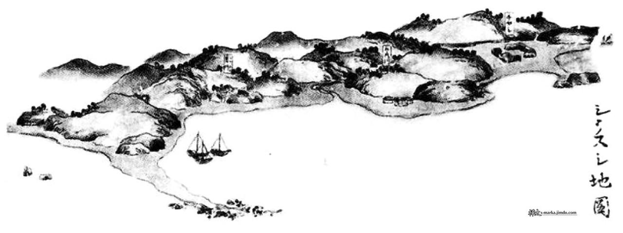 Картинки сахалина рисовать карандашом, восьмой мартой