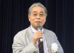岡本敏雄氏