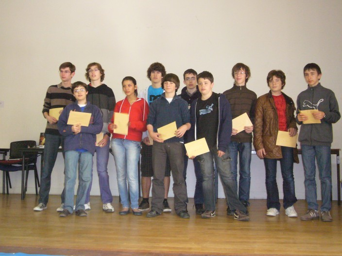 Cadets qualifiés pour Montpellier