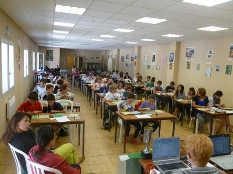 7EME INTERCLUBS DE SCRABBLE SCOLAIRE DU VAR