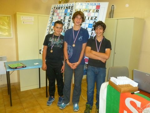 COLLEGE PUGET TOULON 3°