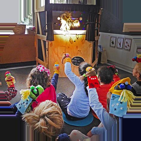 puppet making - Mrs Jo's Tiny Tales