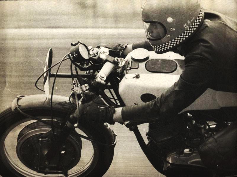Hockenheim 1972, 250 ccm/ Yamaha TD 2b