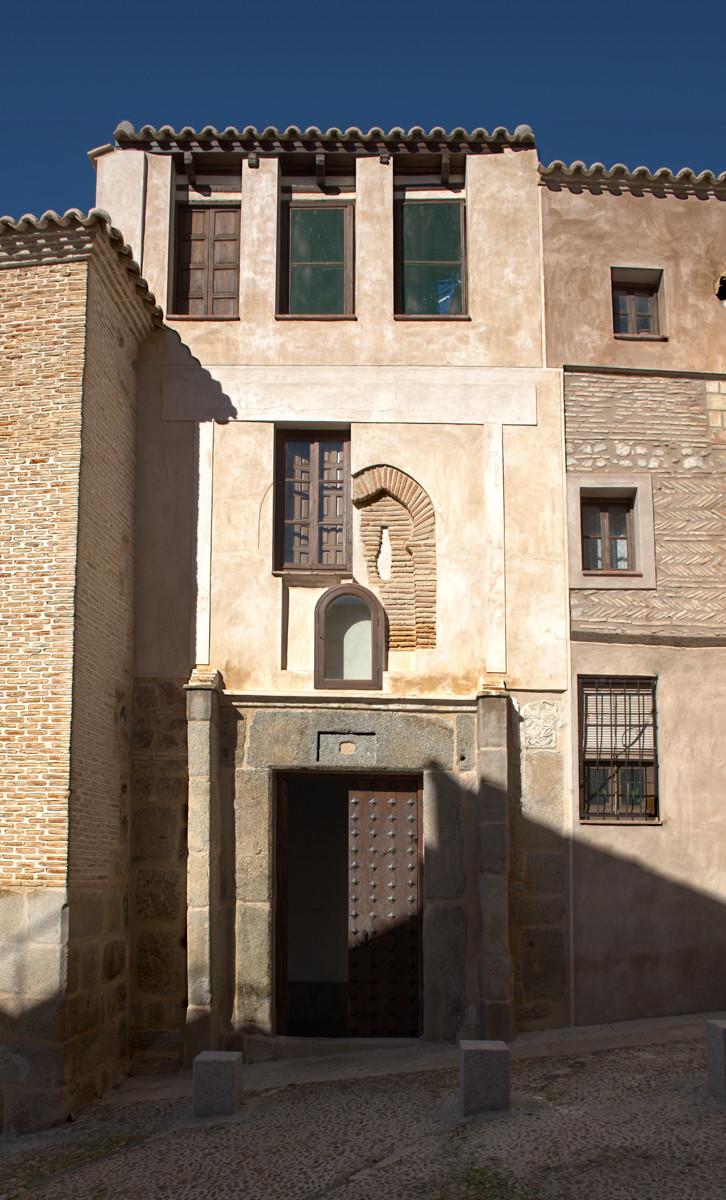 Fachada principal_Convento de Santo Domingo de Silos