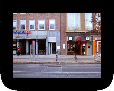 ACTIVIA Krankengymnastik/Physiotherapie - vis a vis Wandsbek-Markt im Wandsbek-Quarree