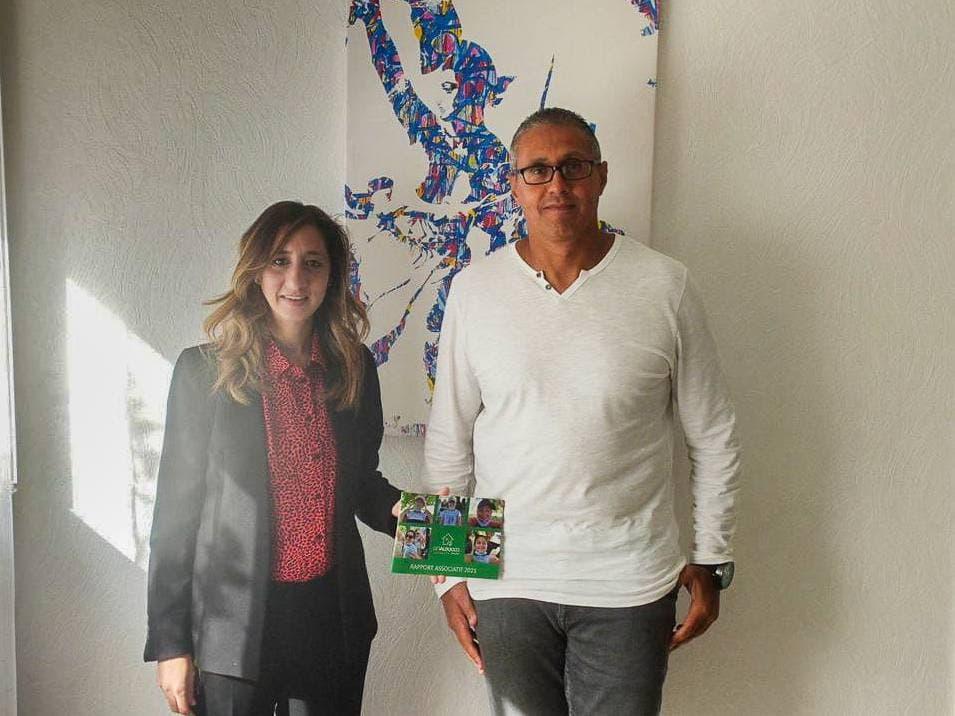 Rencontre avec M. Riyad HARRATH, directeur du Service Prévention de l'association Le Valdocco Grand Lyon
