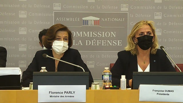 Audition de Florence PARLY sur l'opération AGAPAN