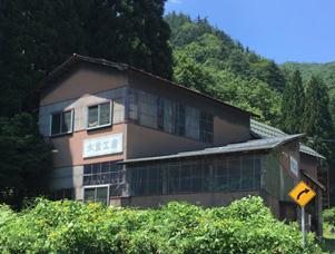 木童工房 資材倉庫 外観