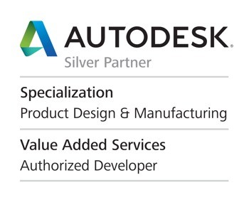 Dreicad in Ulm ist Autodesk Silver Partner für Produkt Design & Manufacturing