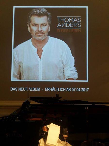 Coming Soon Pures Leben The New German Album Thomas Anders