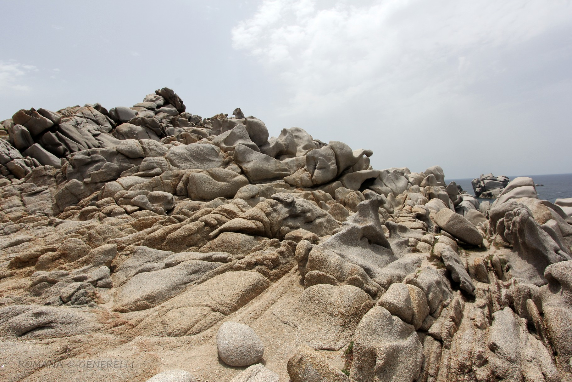 Le rocce sarde