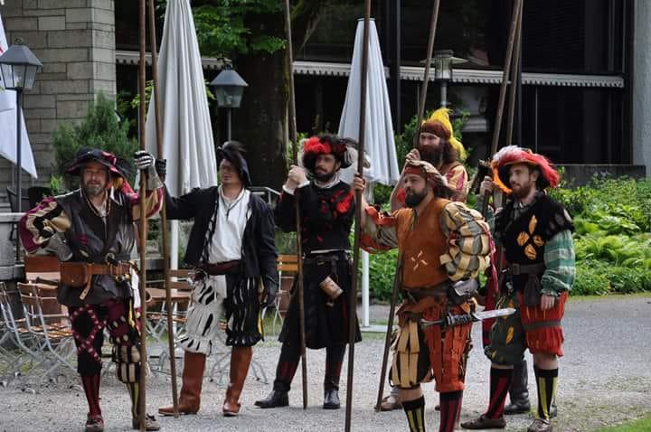 20.05.18: Historischer Festumzug Garmisch