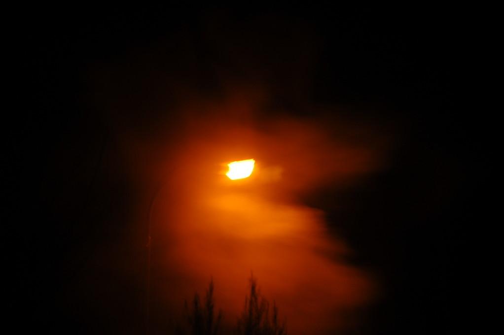 Silvester-Nebel