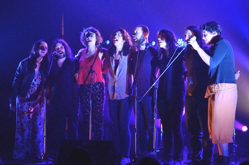 La bande des chansonneurs