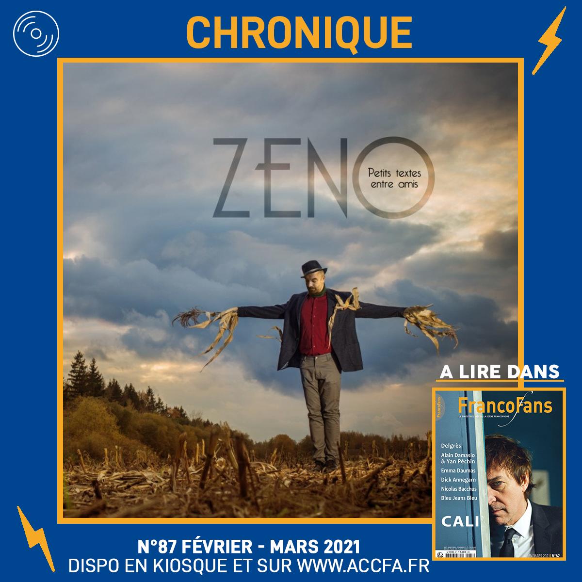 [Chronique] L'épatant Zéno