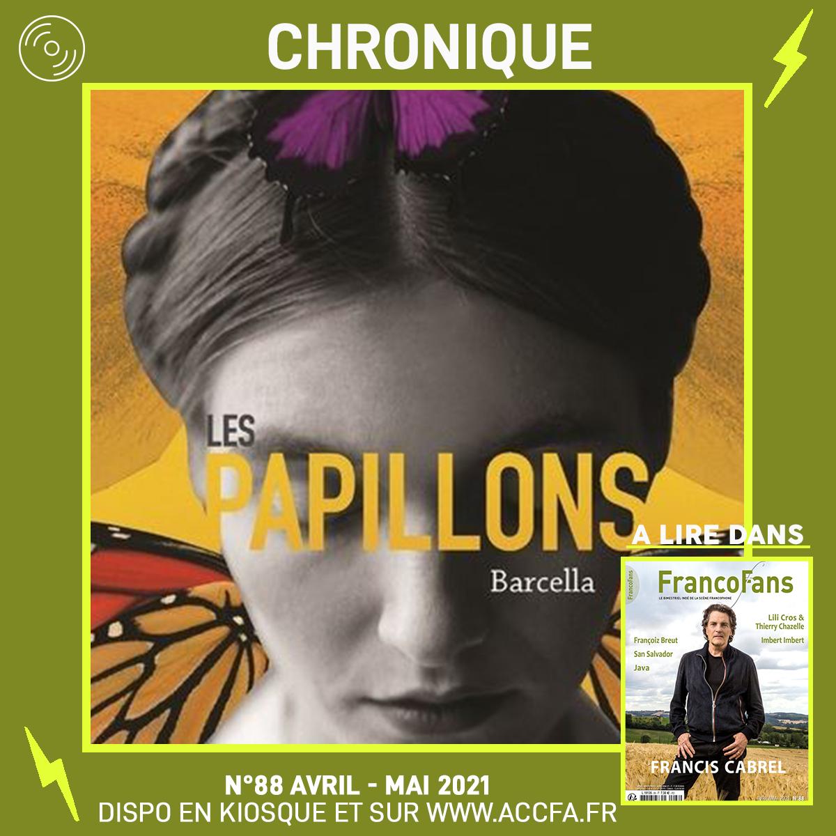 [Chronique] Barcella - Les Papillons (livre)