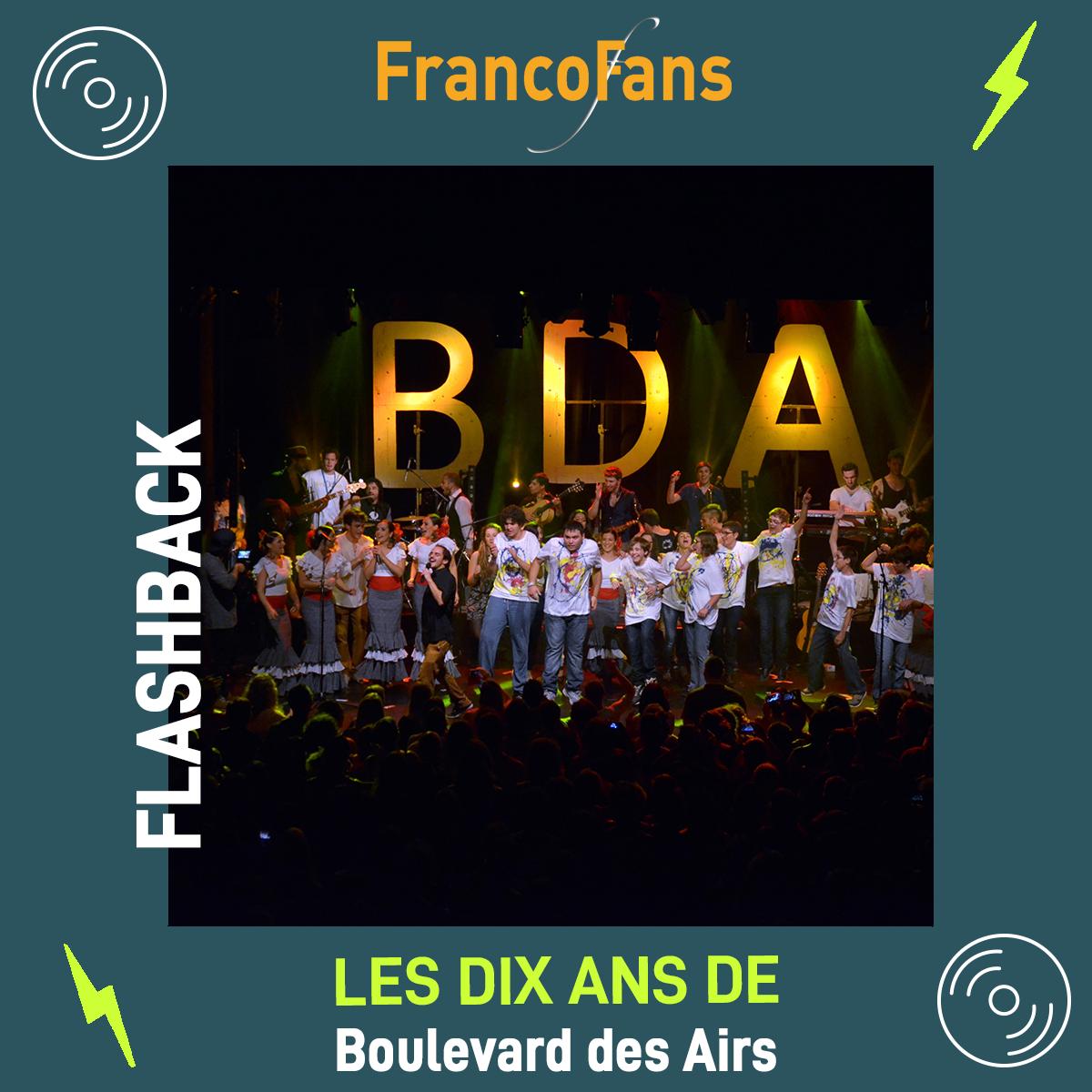 [Souvenir] Boulevard des Airs, dix ans en fanfare