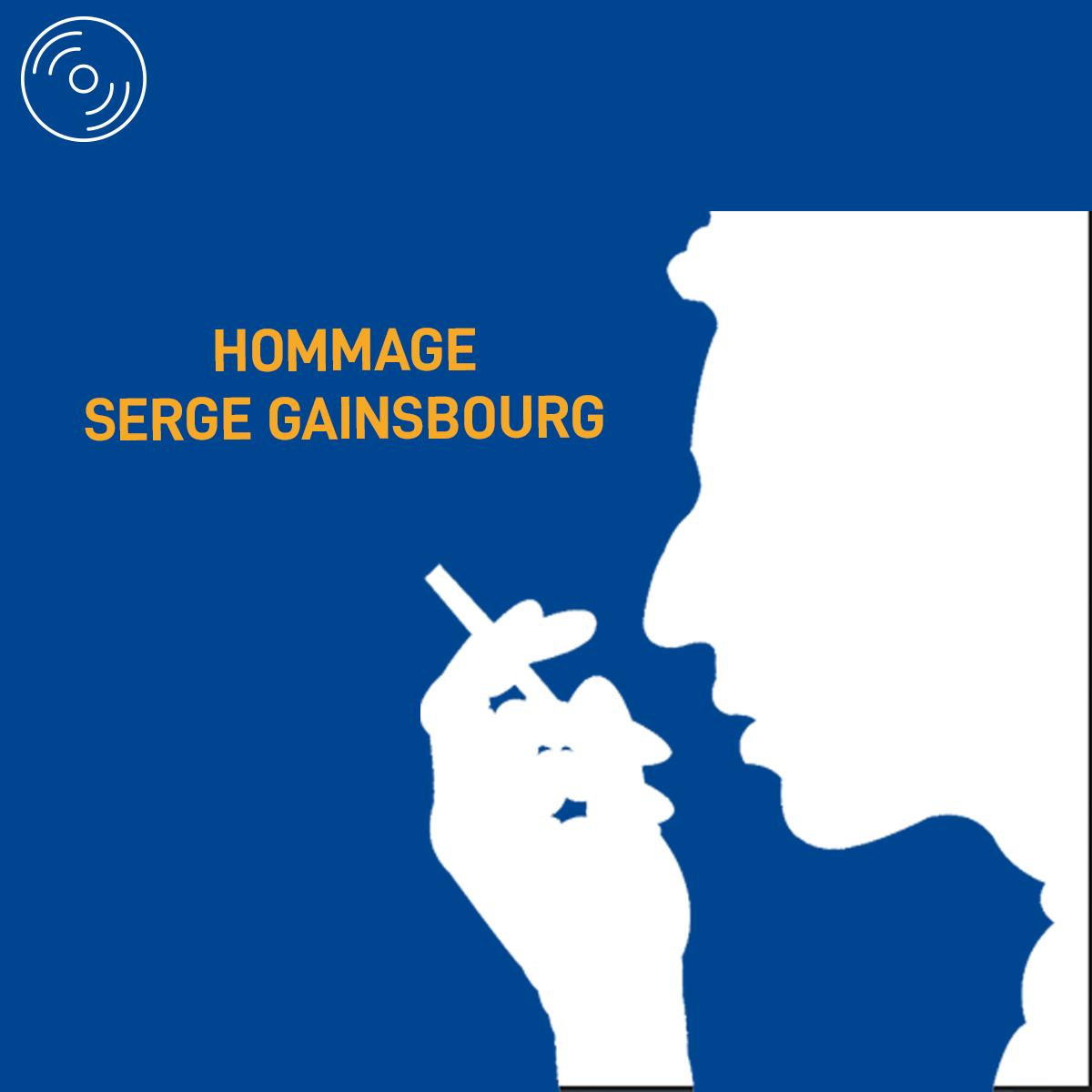 Hommage à Serge Gainsbourg
