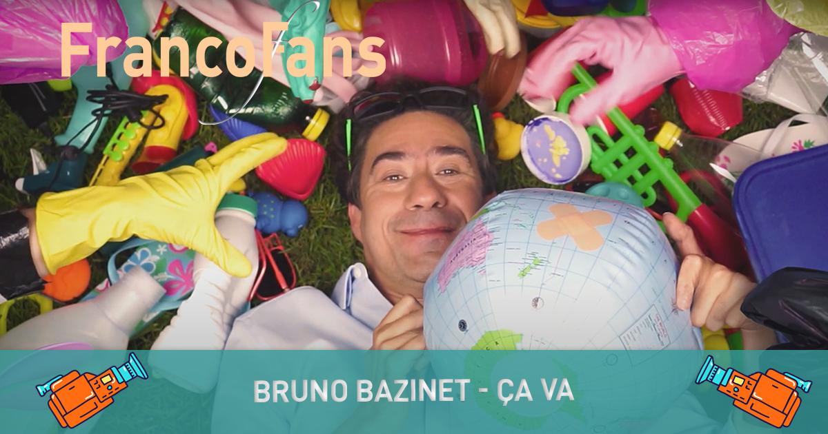 [CLIP] Bruno Bazinet - ça va