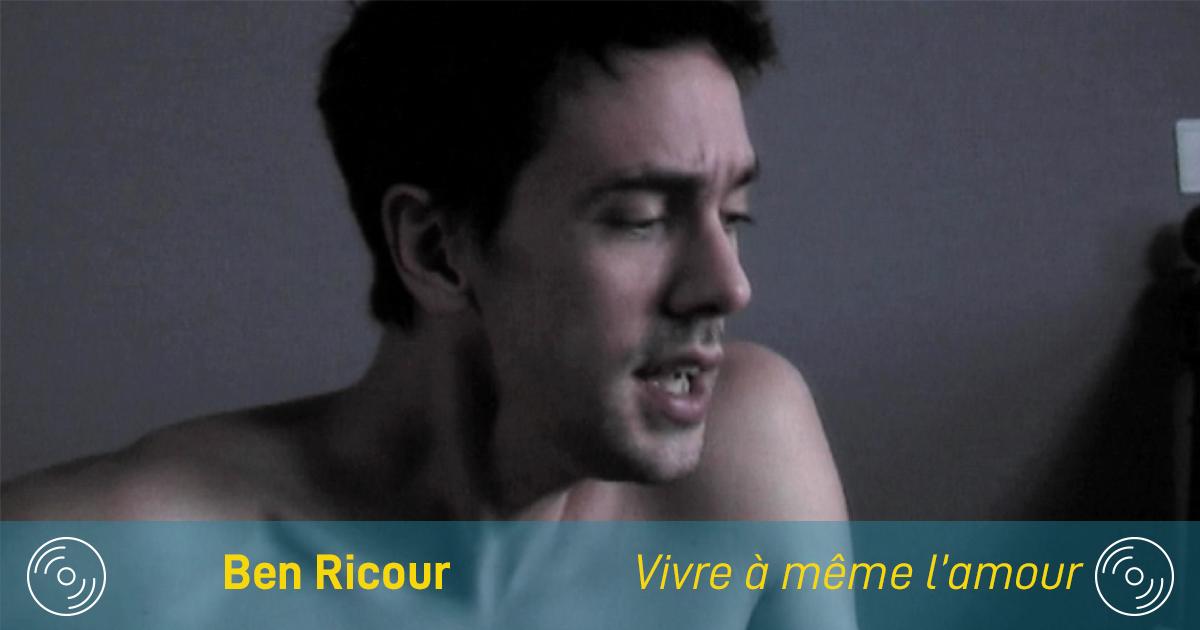 Jeudi Nostalgie : Ben Ricour