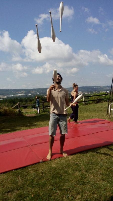 un jongleur ?