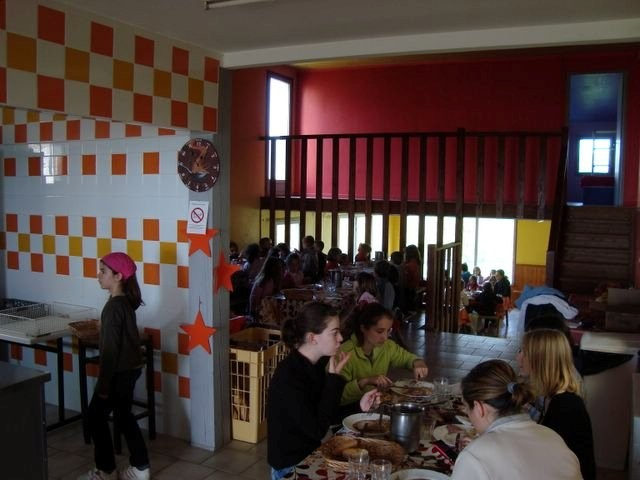 Cantine ( 70 places )