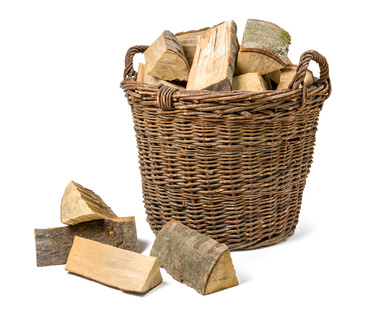 Holzsorten Brennhol, oder kammergetrocknetes Holz