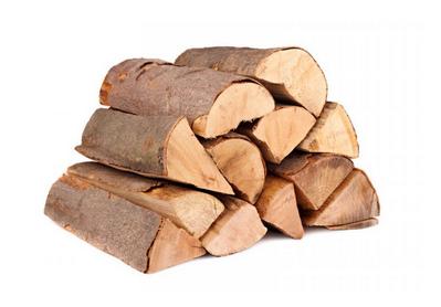 Restfreuchte von Brennholz oder kammergetrocknetes Brennholz