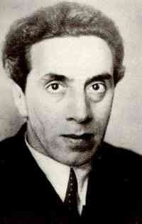 Ernst Toller (1893 - 1939)