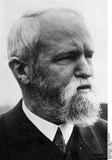 Gustav Frenssen (1863 - 1945)